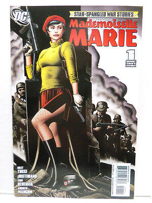 2010 DC / Star Spangled War Stories #1 One Shot - w/ Mademoiselle Marie