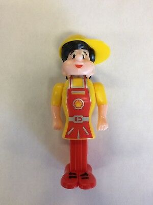 Pez Pal Shell Gas Guy With Full Body Parts
