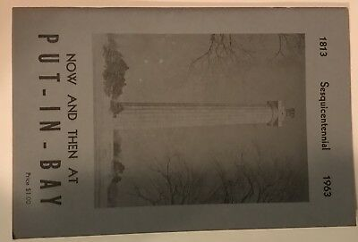 1963 Put-in-bay Sesquicentennial Booklet