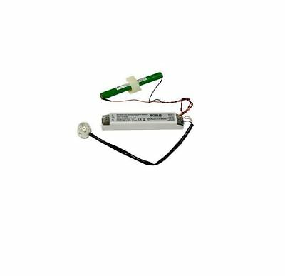 Robus 3W LED Non Maintained Emergency Conversion Kit Battery 3 Hour R13LEDME-CU