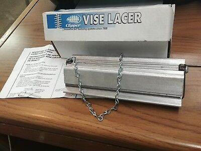 "Brand New R-7"" Clipper Vise Lacer (Item 03019) - Ships Free!"