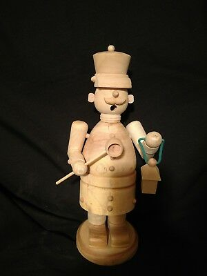 Zims Unfinished/Unpainted Lamplighter Smoker