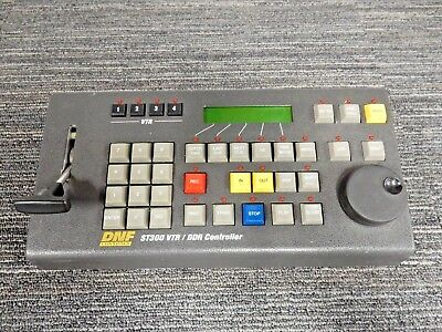 DNF ST300 VTR/DDR Slow Motion Controller with power supply