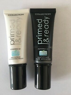 Collection 2000 Primed & Ready Face Primer Powered By Witch 25ml