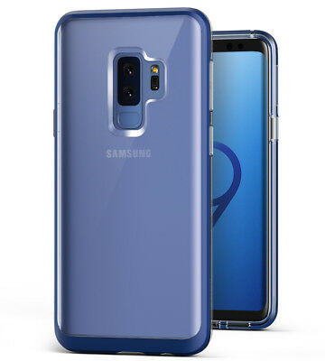 For Samsung Galaxy Note 9/S9/S9 Plus Case VRS® Slim Clear Hybrid Bumper Cover