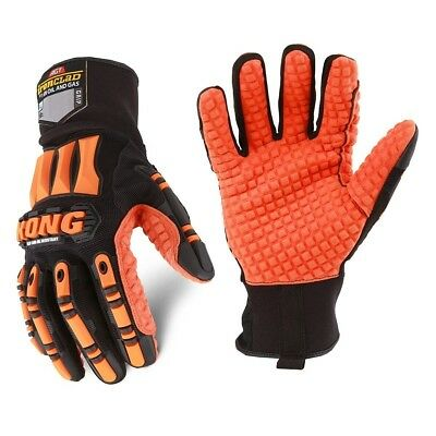 Kong Ironclad Original Work Gloves XL Hand Protection Oil Resistant X Large