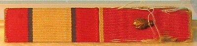 Army 2 Place Ribbon Bar Dsm And Lom