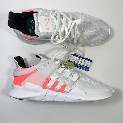 separation shoes 3cfca a58cd Adidas Mens Originals EQT SUPPORT ADV Sz 10 Crystal White Turbo BB2791