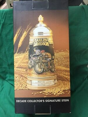 Harley-Davidson Signature series Growth of Nation #7 of 500 L.E Stein 99285-95Z