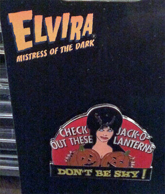 Elvira Mistress Of The Dark - Check Out These Jack-O-Lanterns Pin Funny!