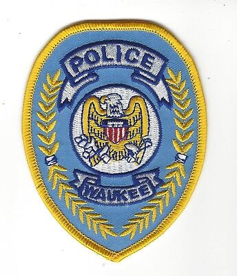 Waukee (Dallas County) IA Iowa Police patch - NEW!