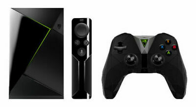 NVIDIA Shield TV Streaming 4K HDR 16GB Wi-Fi Android Media Player with Remote