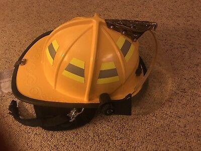 Brand New Fire-Dex 1910 firefighter Helmet