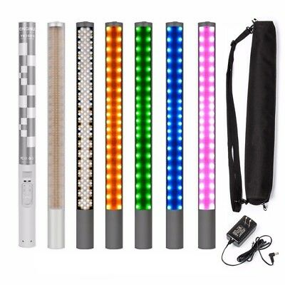 Yongnuo YN360 II 3200-5500K Handheld Profession LED Video Light RGB Color Stick
