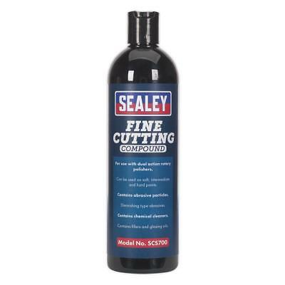 Sealey SCS700 Cutting Compound Fine 500ml FREE POST