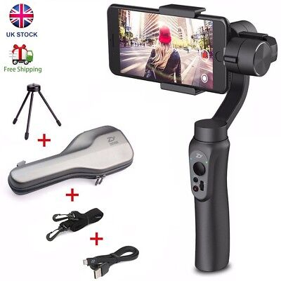 Zhiyun Smooth-Q 3-Axis Handheld Gimbal Stabilizer for Smartphone iPhone7 /7 Plus