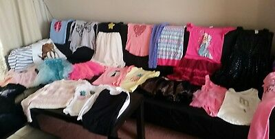 Girls size 7 clothes
