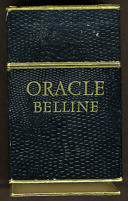 Oracle Belline fortune telling cards,French, 1961