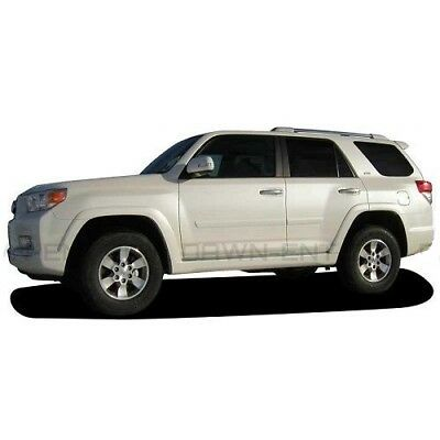 Dawn Ent. Painted Body Side Molding for 2010-2016 Toyota 4Runner