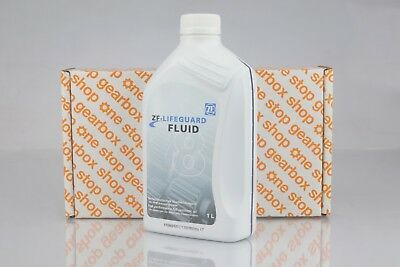 ZF Lifeguard 8 Transmission Fluid. 1 Litre. Land Rover, BMW, Jag, VW AA00601304