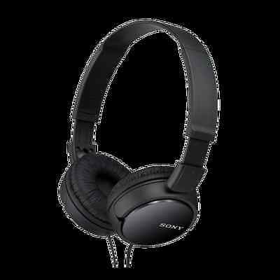 Sony MDR-ZX110 Stereo / Monitor Over-Head Headphones Black