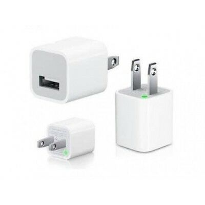 NEW OEM AUTHENTIC Apple iPhone 5W Wall Charger Adapter Cube