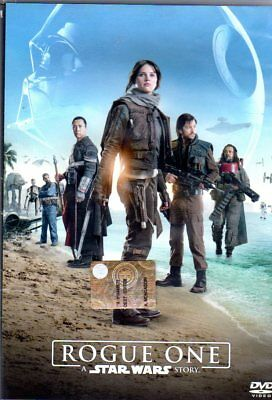 Star Wars - Rogue One  Dvd