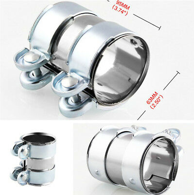 2'' STAINLESS STEEL Band Flange Clamps & Flanges for Car