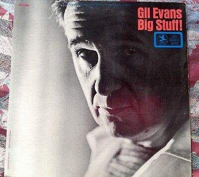 Gil Evans, Big Stuff!, 1957, reissue 1973, US Prestige