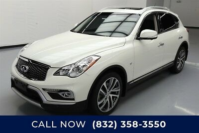 Infiniti QX50  Texas Direct Auto 2017 Used 3.7L V6 24V Automatic RWD SUV Premium