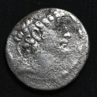 Seleucid Kingdom, Philip I Philadelphos, 95-75 Bc, Ar Tetradrachm, Very Good