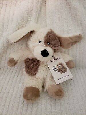 Warmies Cozy Plush - Puppy Dog Junior Mini Therapy Microwavable Heatable Toy