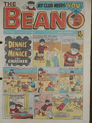 The Beano Comic 12th May 1984 (Issue 2182)