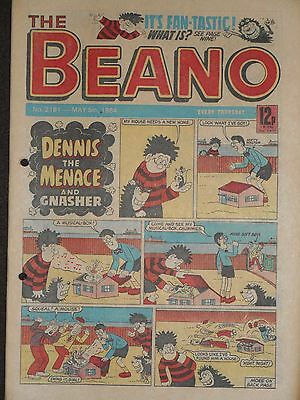 The Beano Comic 5th May 1984 (Issue 2181)