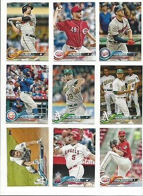 2018 TOPPS SERIES 2 #'s 500-700 ( ROOKIE RC's, STARS ) WHO DO YOU NEED!!!