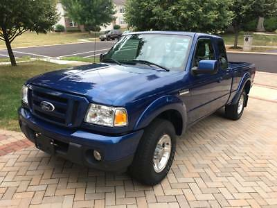 2010 Ford Ranger Sport 2010 Ford Ranger Sport, 1 Owner, 113K, 4 Door, Great Condition, No Reserve