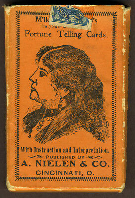 Mlle Lenormand's Fortune Telling Cards, US