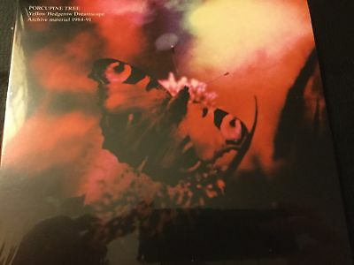 PORCUPINE TREE  yellow hedgerow dreamscape 1984-1991 DIJIPACK REMASTERED