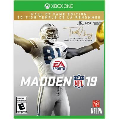 Madden NFL 19 Hall of Fame Edition - Xbox One