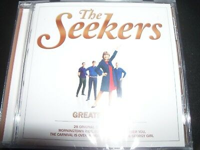 The Seekers / Judith Durham Greatest Hits Very Best Of (Australia) CD – New
