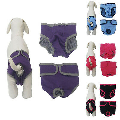 BARGAINS ON BLACK XL XLarge Pet Dog Puppy Diapers Washable Apparel