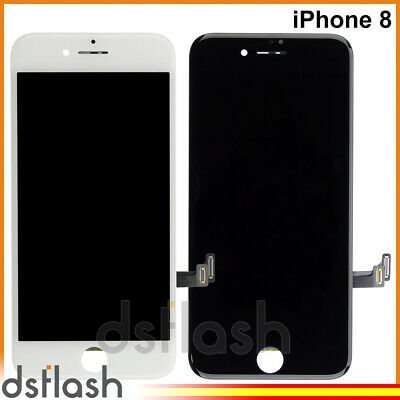 Pantalla Completa iPhone 8 LCD Retina Blanca / Negra Display Tactil para Apple