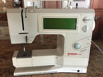 Bernina Inspiration 1530 Sewing Machine For Parts Only
