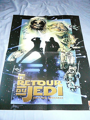 STAR WARS PIN UP POSTER PHOTO AFFICHE 16 x 21 CLIPPING