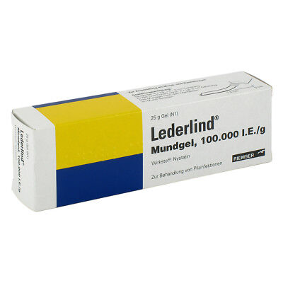 Lederlind Mundgel 25g PZN 04900657
