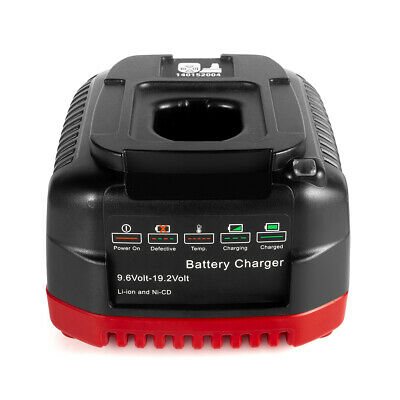 19.2V MAX Li-ion & Ni-Cd Battery Charger for Craftsman C3 DieHard XCP Compact US
