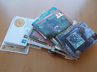 Approx 190 x Isle of Man PHQ Cards & Postcards. See pics.
