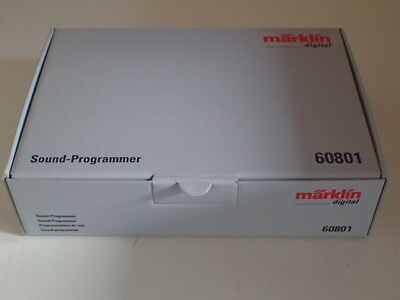 Märklin 60801 Digital Sound Programmer Decoder mSD 21-mtc 60945 60946 60948 ..49