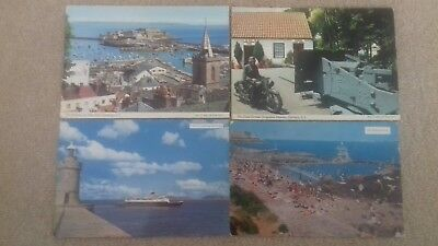 4 Unused Postcards Of Guernsey