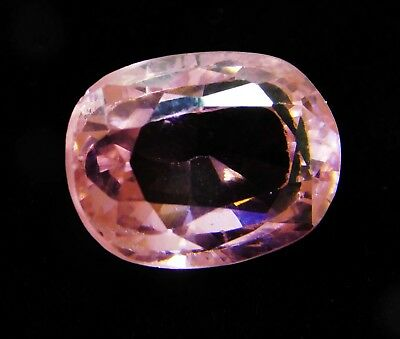 Natural 8.00 Ct. Untreated Oval Cut Kunzite Loose Gemstone. 7051 m